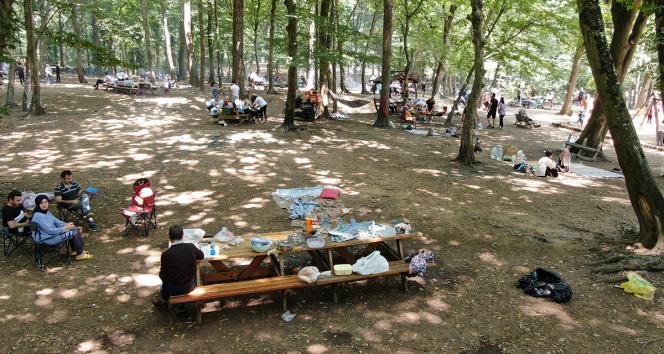 İstanbulda ormanlara giriş yasaklandı