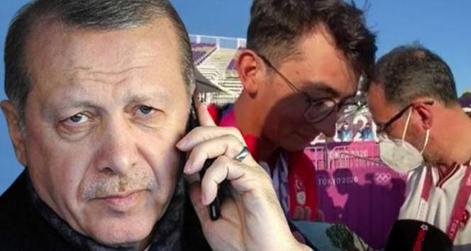 Cumhurbaşkanı Recep Tayyip Erdoğandan Mete Gazoza tebrik telefonu