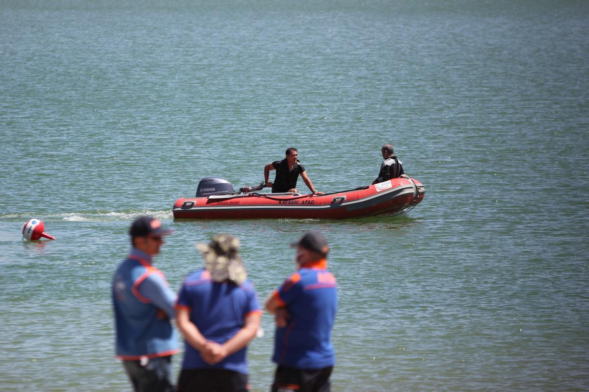 Baraj gölünde kaybolan 3 kızın cesedine ulaşıldı