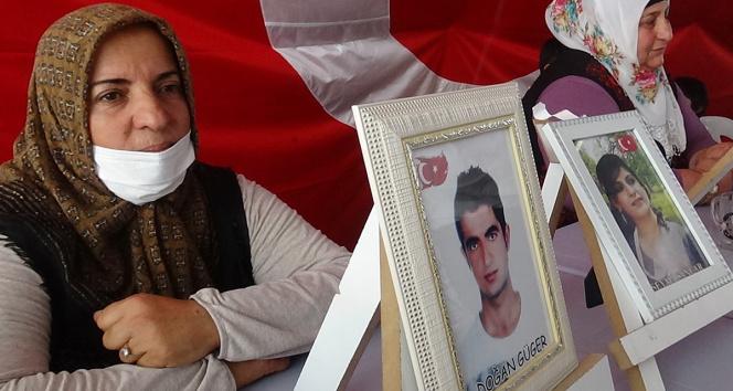 HDP önündeki ailelerin evlat nöbeti kararlılıkla sürüyor