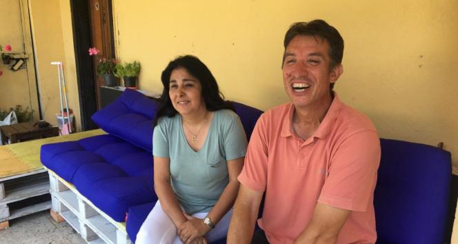 Olimpiyatlarda ilki başaran Mete Gazozun ailesi İHAya konuştu