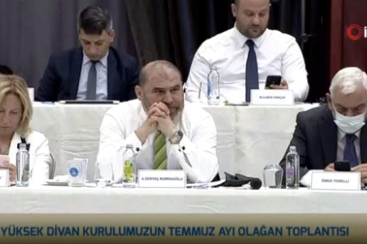Sertaç Komsuoğlu: 'Aleksandar Djordjevic ile anlaştık'