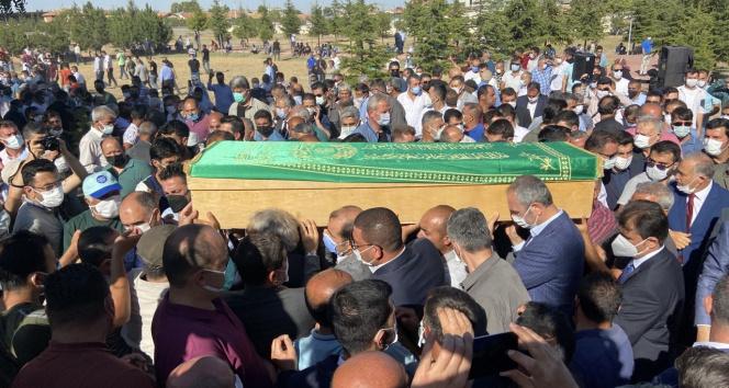 Konyada katledilen 7 kişi son yolculuğuna uğurlandı