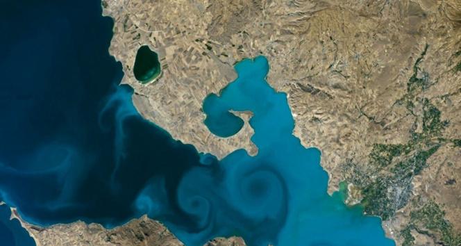 KPSSde Van Gölü sorusu