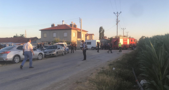 Konyadaki 7 kişinin öldürüldüğü olayda gözaltı sayısı 14 oldu