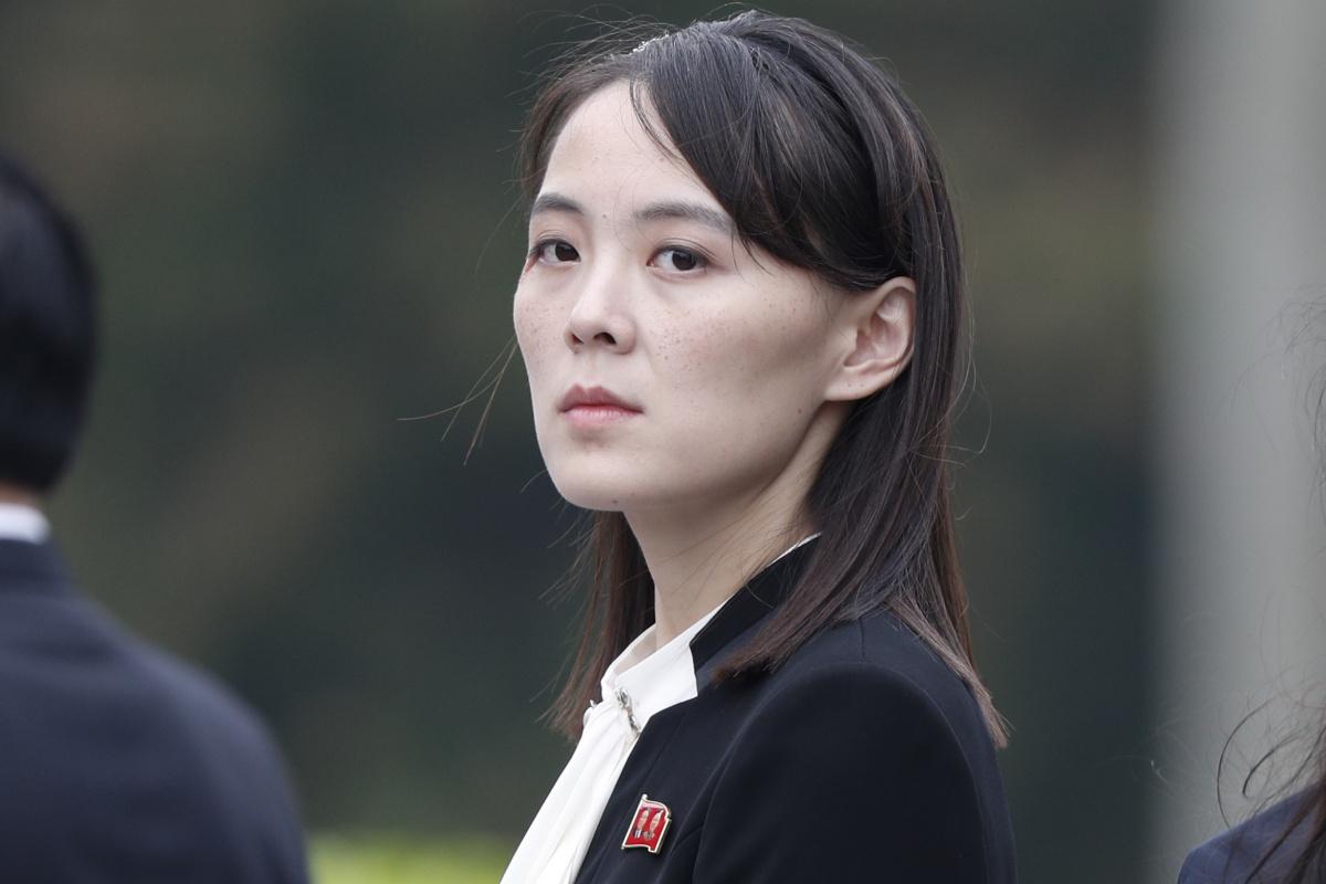 Kuzey Kore Lideri Kim Jong-un'un kız kardeşi Kim Yo-Jong, Güney Kore'yi uyardı