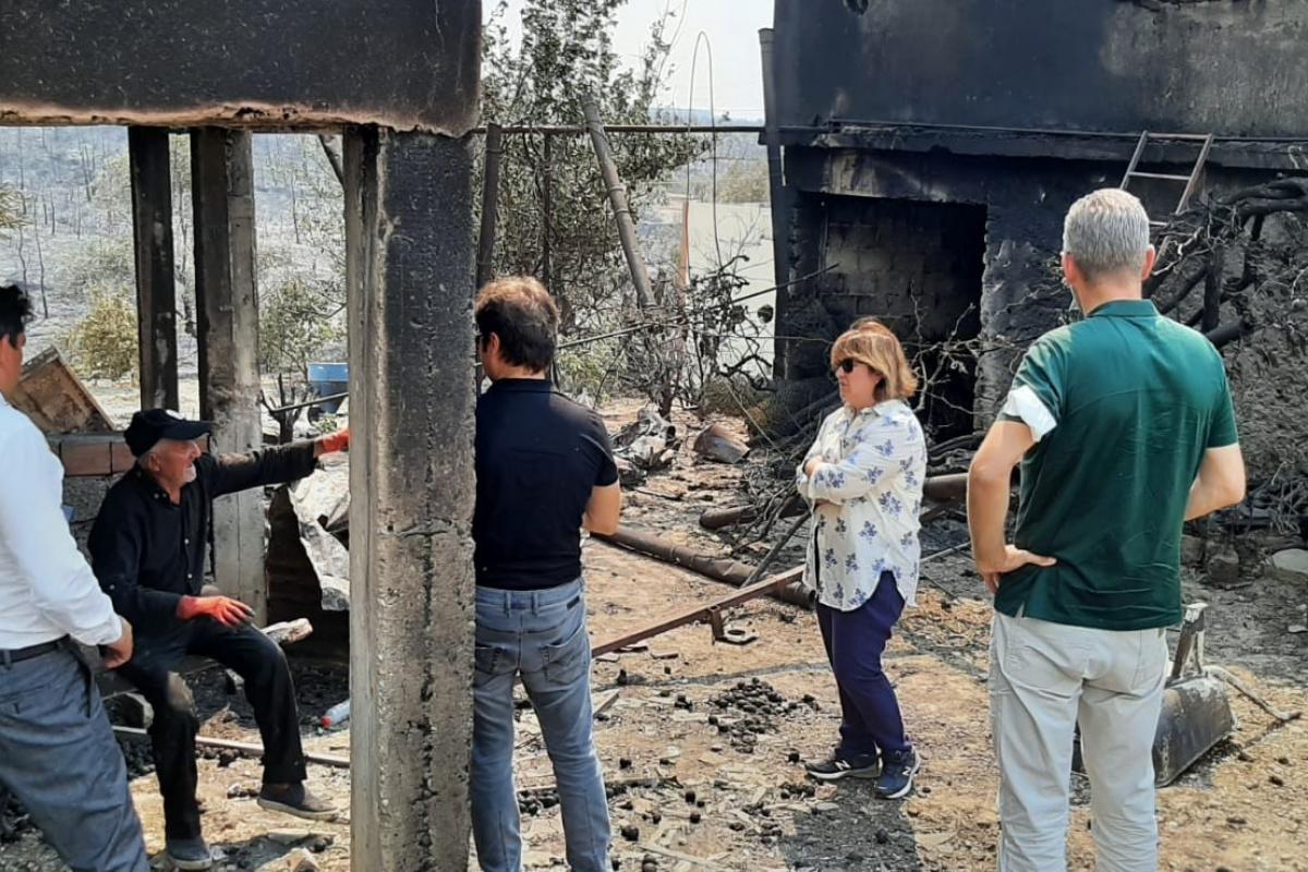 TARSİM'den yangın hasarlarına ilişkin açıklama