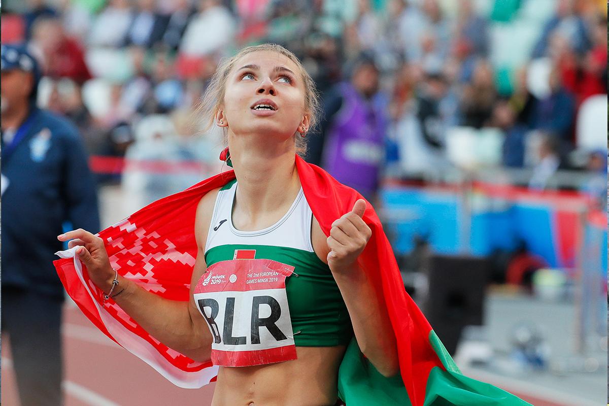 Belaruslu atlet Tsimanouska'ya Polonya'dan insani vize