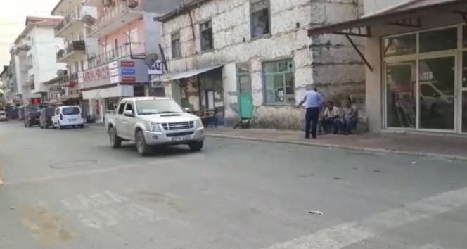 Antalyada alevlerin yaklaştığı Gündoğmuş tahliye ediliyor