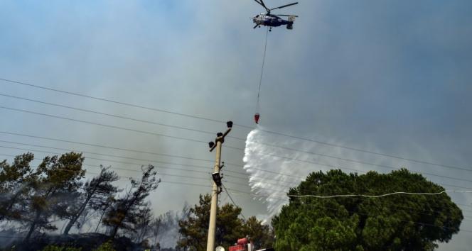Yurt genelindeki yangınlarla ilgili Jandarma Genel Komutanlığından açıklama