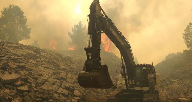 Orman Genel Müdürlüğü açıkladı, orman yangınlarından 134ü kontrol altında