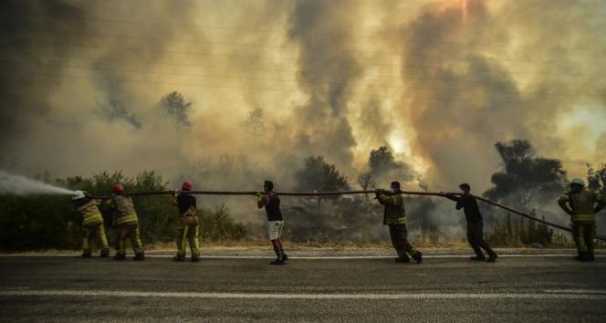 Bakan Bilgin: Orman yangınlarından etkilenenlerin sosyal güvenlik prim borçlarını erteliyoruz