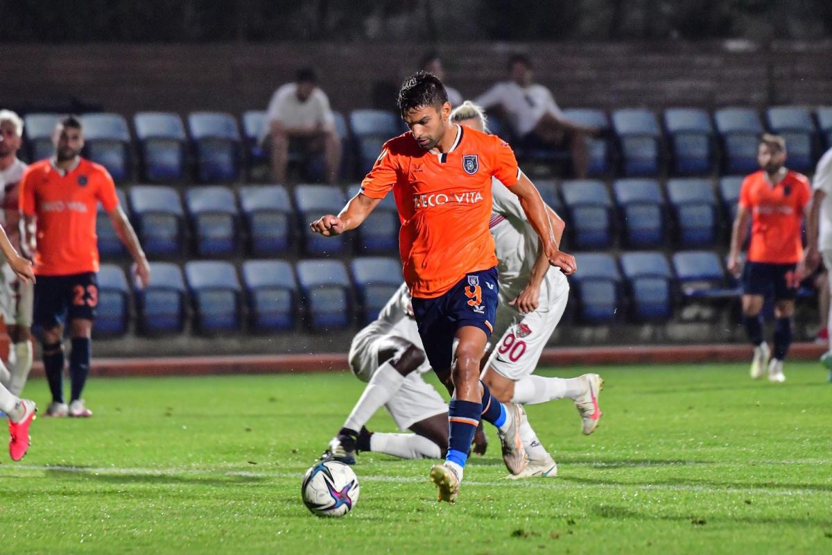 Hazırlık maçı: Medipol Başakşehir: 2 - Hatayspor: 2