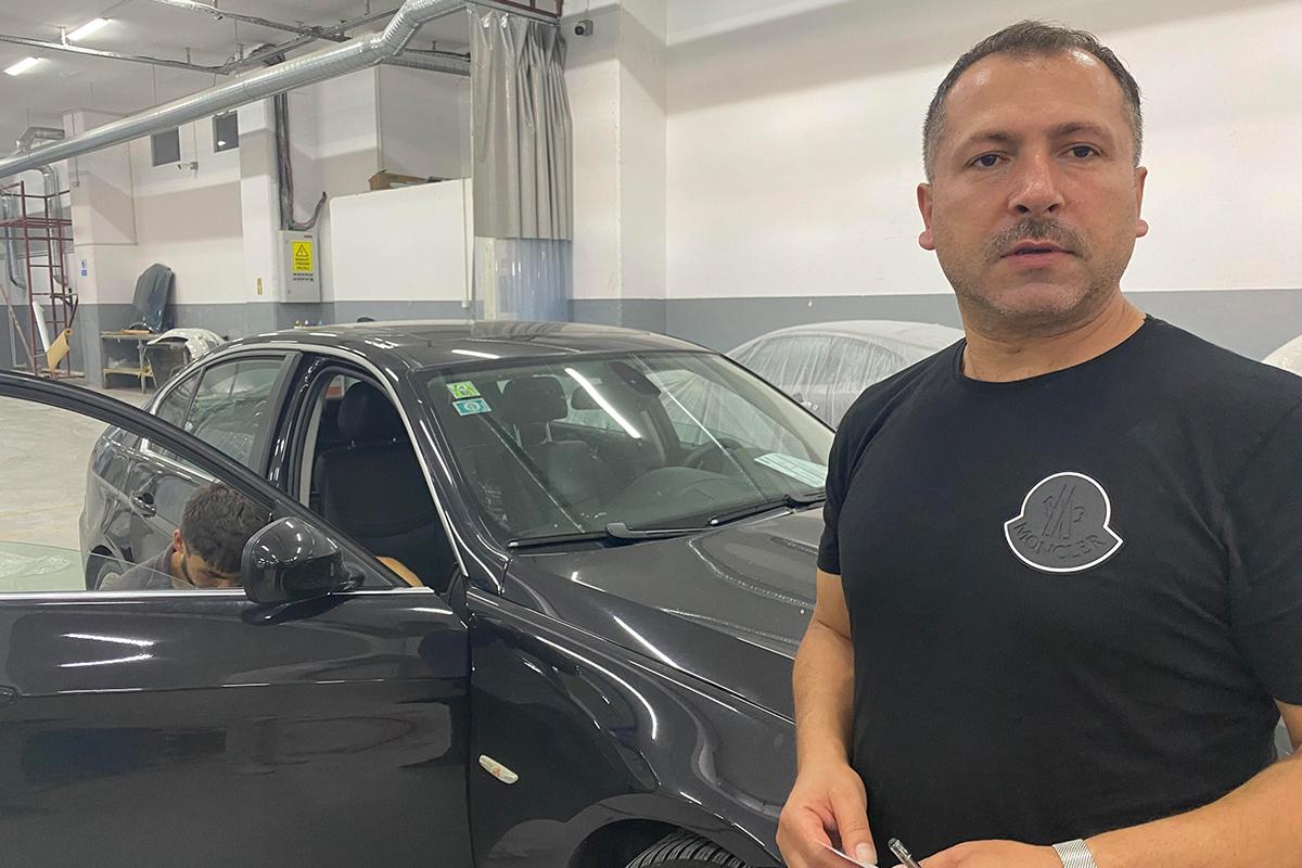 Gurbetçilere hırsızlık şoku, arabada uyurken 25 bin euro çaldırdılar