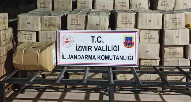 Kaçak parfüm üretim merkezine operasyon