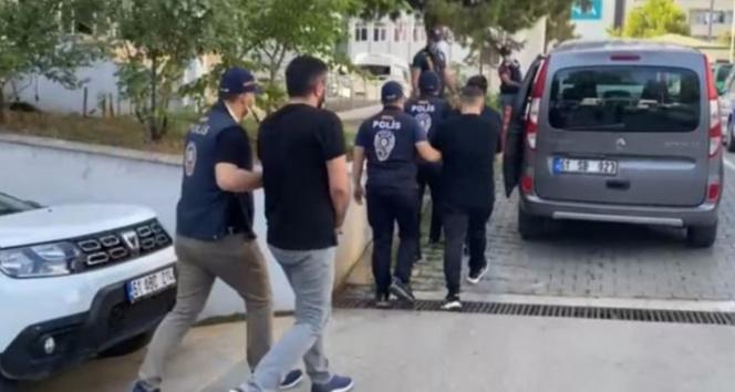 Trabzon Emniyetinden yasa dışı bahis operasyonu