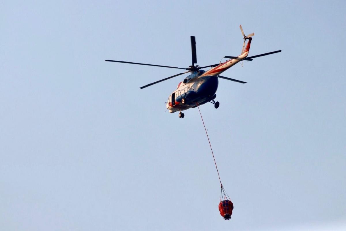 Jandarma Genel Komutanlığı'ndan yangın söndürme çalışmalarına yönelik açıklama