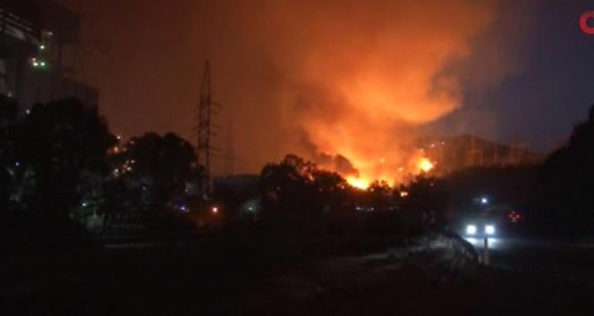 İletişim Başkanı Altundan yangında etkilenen Kemerköy termik santrali hakkında açıklama