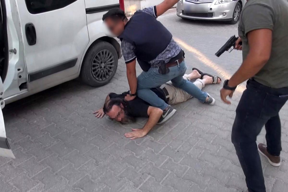 DEAŞ'lı eylem için talimat beklerken yakalandı