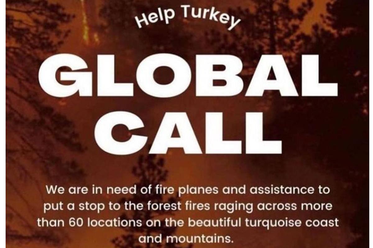 Ankara Cumhuriyet Başsavcılığı'ndan 'helpturkey' soruşturması