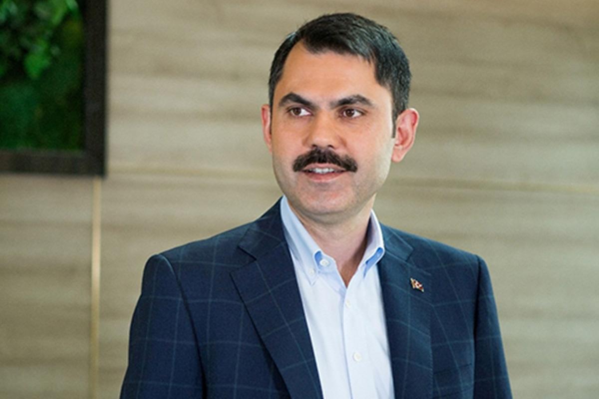 """Bakan Kurum: """"Bundan sonra Ankara'yı yeşil Ankara olarak tarif edeceğiz"""""""