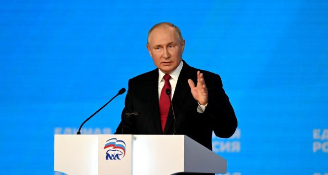 Putin: Afganistan konusunun çözümü konusunda birlikte hareket edilmeli
