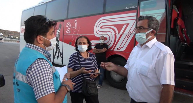 Covid-19 hastası kadını otobüse alan şoförün HES kodu bahanesi pes dedirtti: Elektrikler yoktu