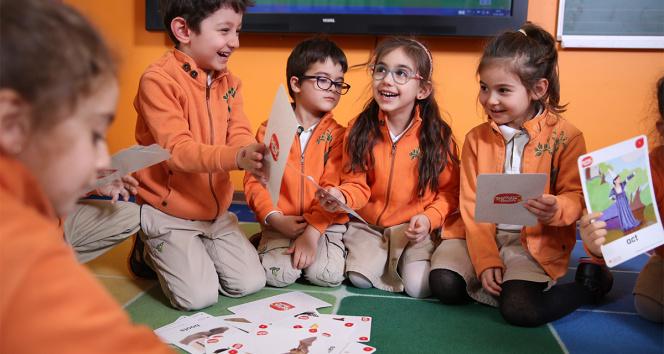 Anaokulu eğitimi ile çocuklar potansiyellerinin farkına varıyor, yeteneklerini keşfediyor