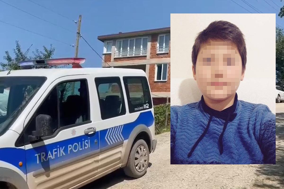 Ordu'da 14 yaşındaki çocuk ailesini katletti: 3 ölü, 1 ağır yaralı