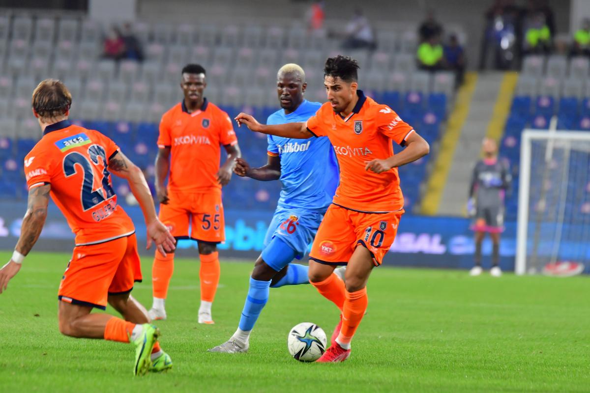 Süper Lig: Medipol Başakşehir: 0 - Kayserispor: 1 (Maç sonucu)