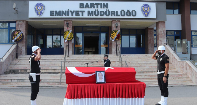 Polis memuru kalp krizi sonucu hayatını kaybetti