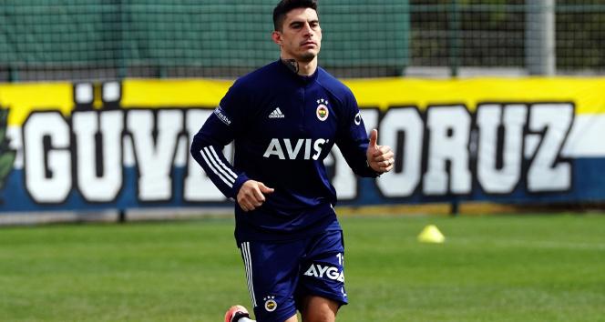 Fenerbahçe, Diego Perotti ile yollarını ayırdı
