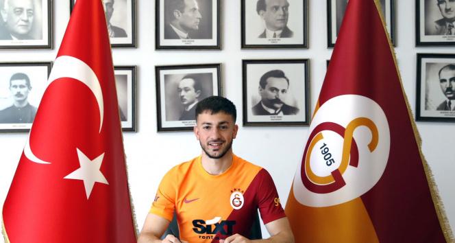 Halil Dervişoğlu resmen Galatasarayda