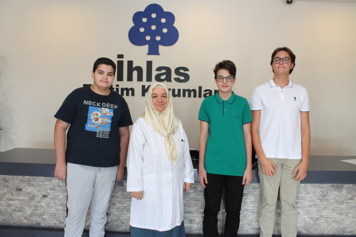 İhlas Koleji EYP Türkiye'de temsil edildi