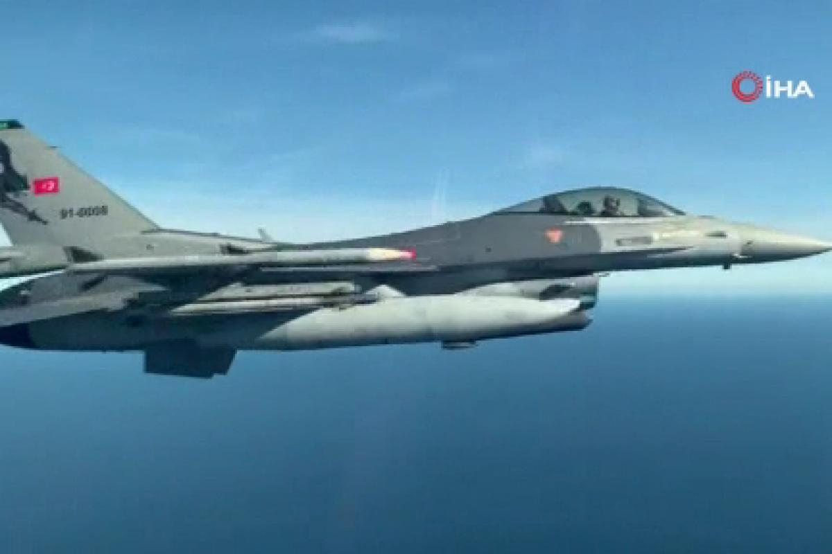 Türk Hava Kuvvetleri, Polonya semalarında eğitim uçuşlarını sürdürüyor