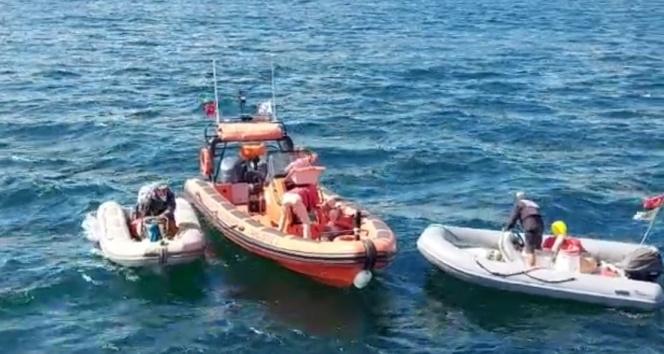 Marmara Denizinde can pazarı: Vapurdan düşen adam hayatını kaybetti