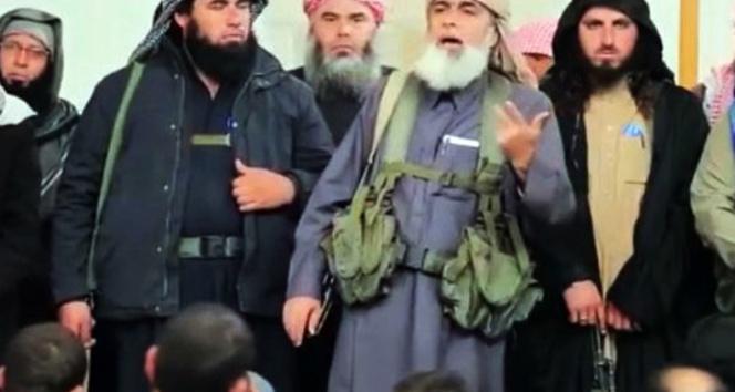 DEAŞın Suriye güvenlik emiri yakalanarak tutuklandı