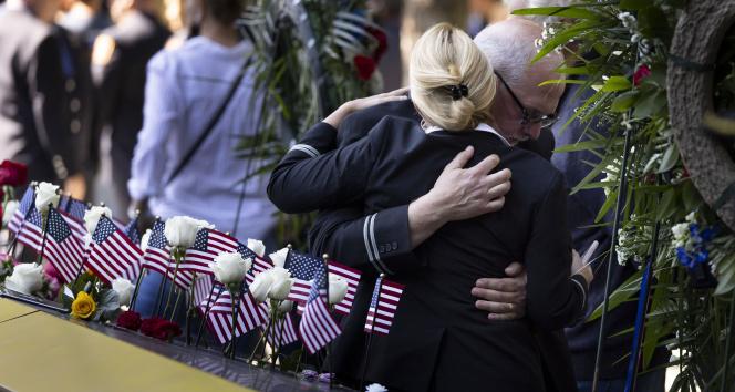ABDde 11 Eylül saldırılarında ölenler Pensilvanyada törenle anıldı