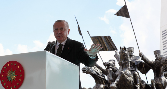 Cumhurbaşkanı Erdoğandan Sakarya Zaferinin 100.yılında net mesaj