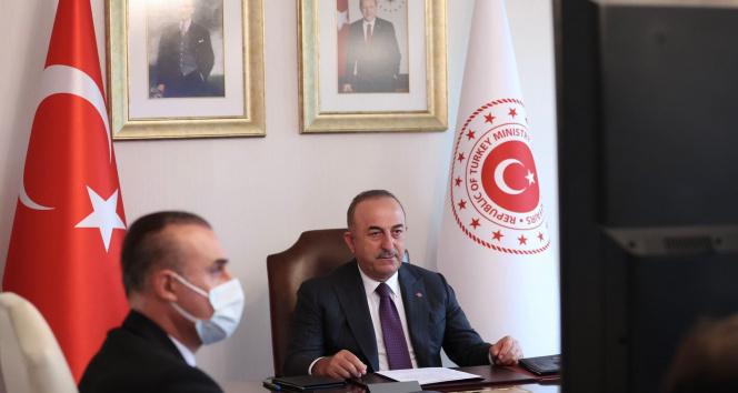 Bakan Çavuşoğlundan Afganistan açıklaması