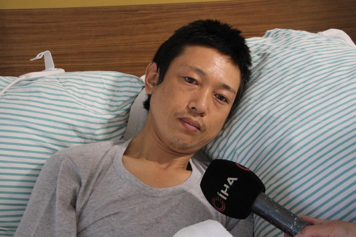 Dünya turuna çıkan Japon turisti bıçaklayan şüpheli yakalandı