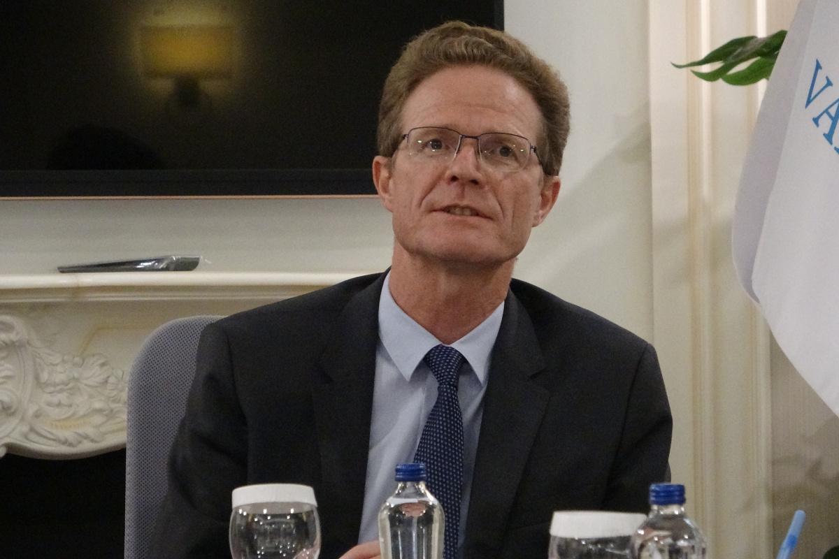 Büyükelçi Landrut: 'Sınır güvenliği için işbirliğimizi ve desteğimizi sürdürmeye hazırız'