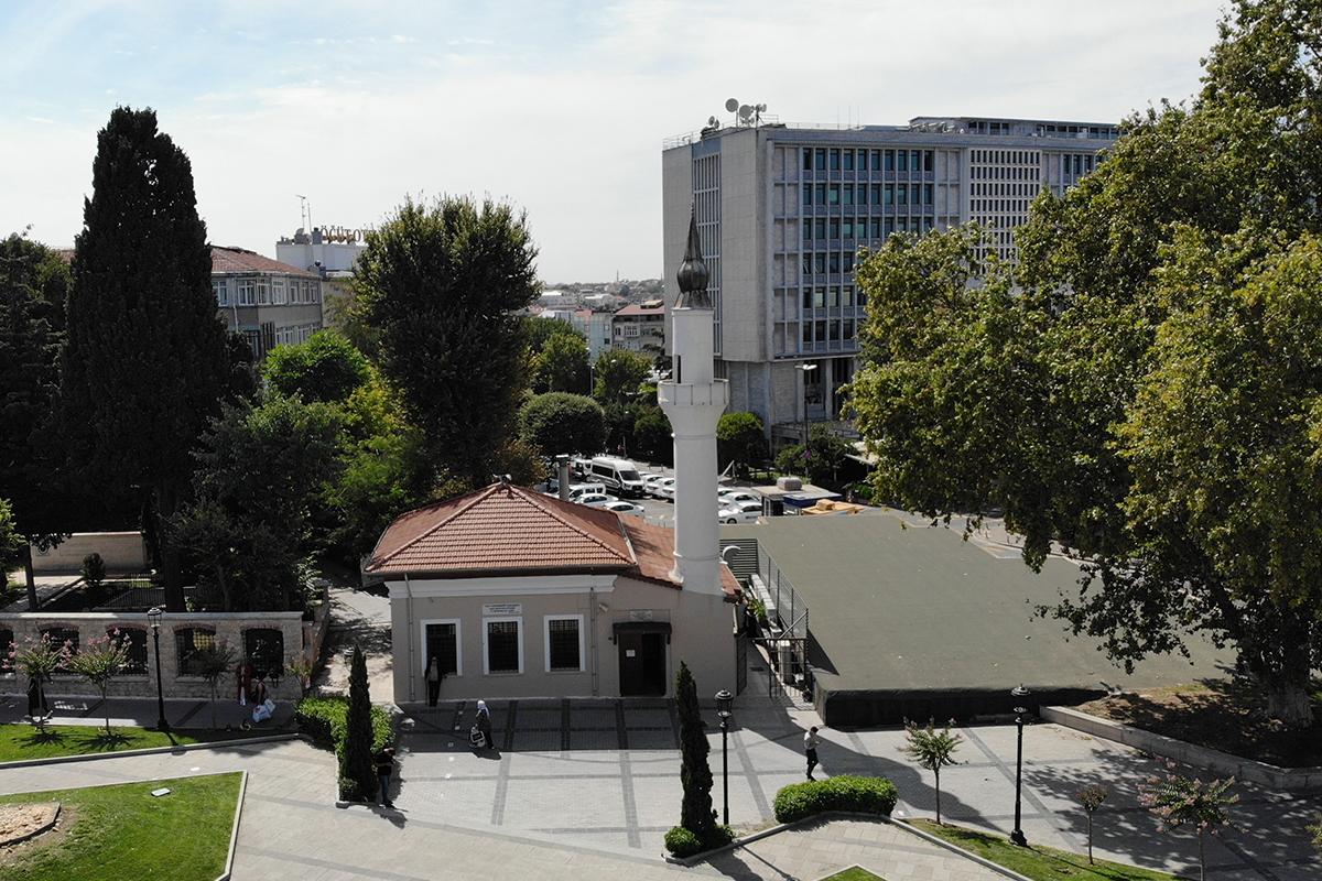 İstanbul'un en uzun isimli camisi!