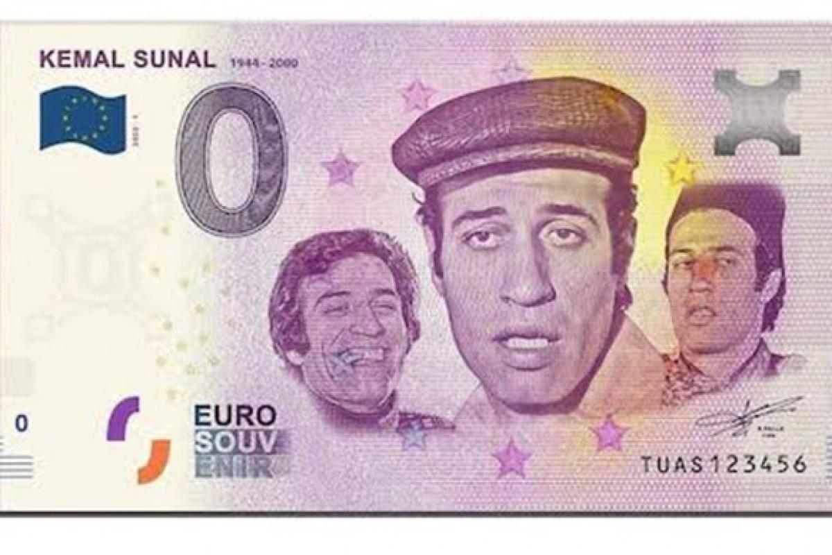 Yargıya taşınan Kemal Sunal hatıra 'Euro'larında yeni karar