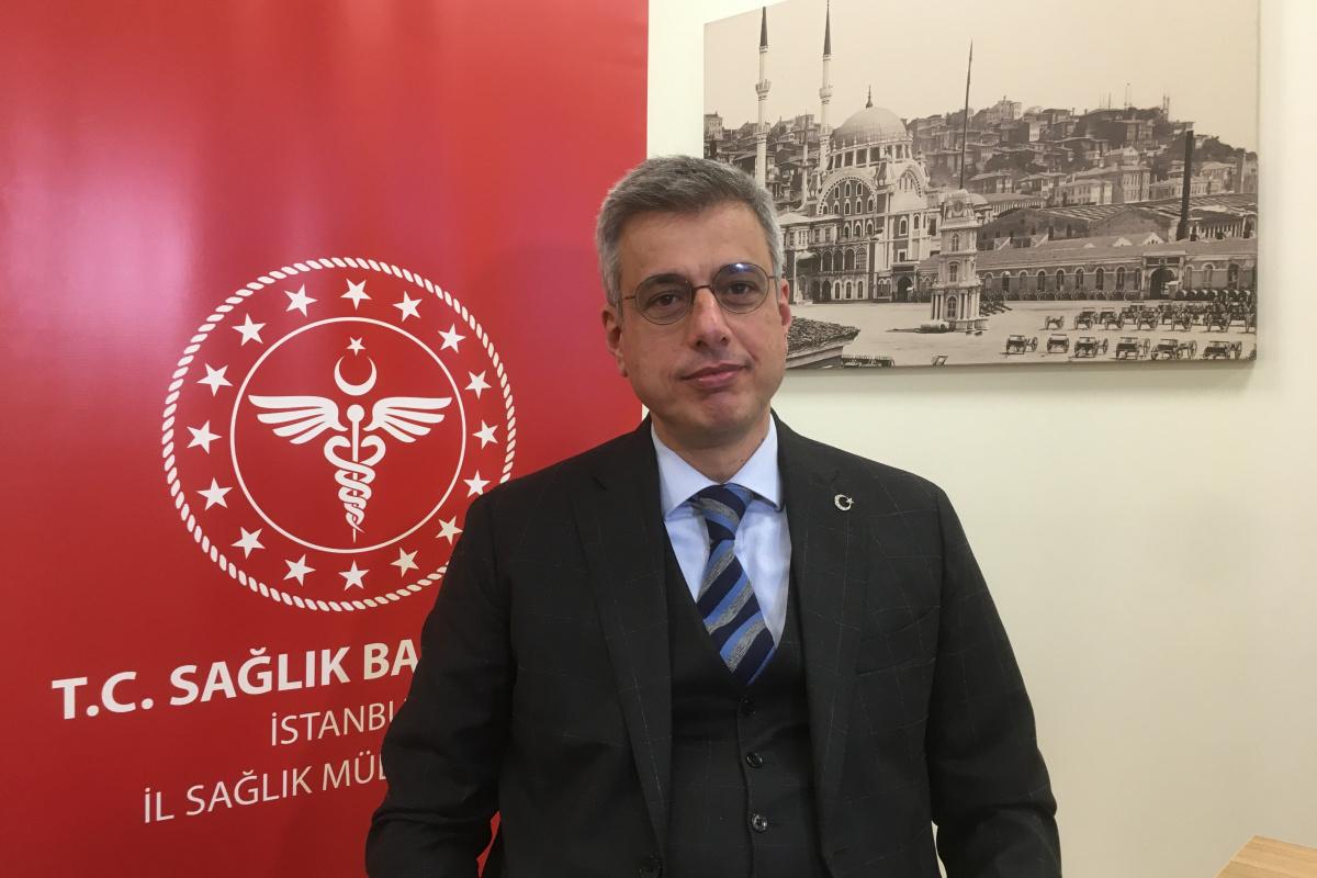 İstanbul İl Sağlık Müdürü Memişoğlu açıkladı! İstanbul'da koronavirüs salgınında son durum!