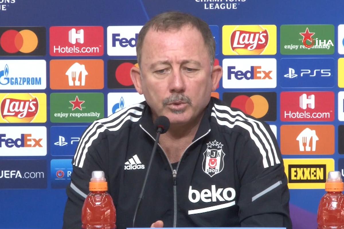 Sergen Yalçın: 'Futbolun en büyük organizasyonunda yer alacağız'