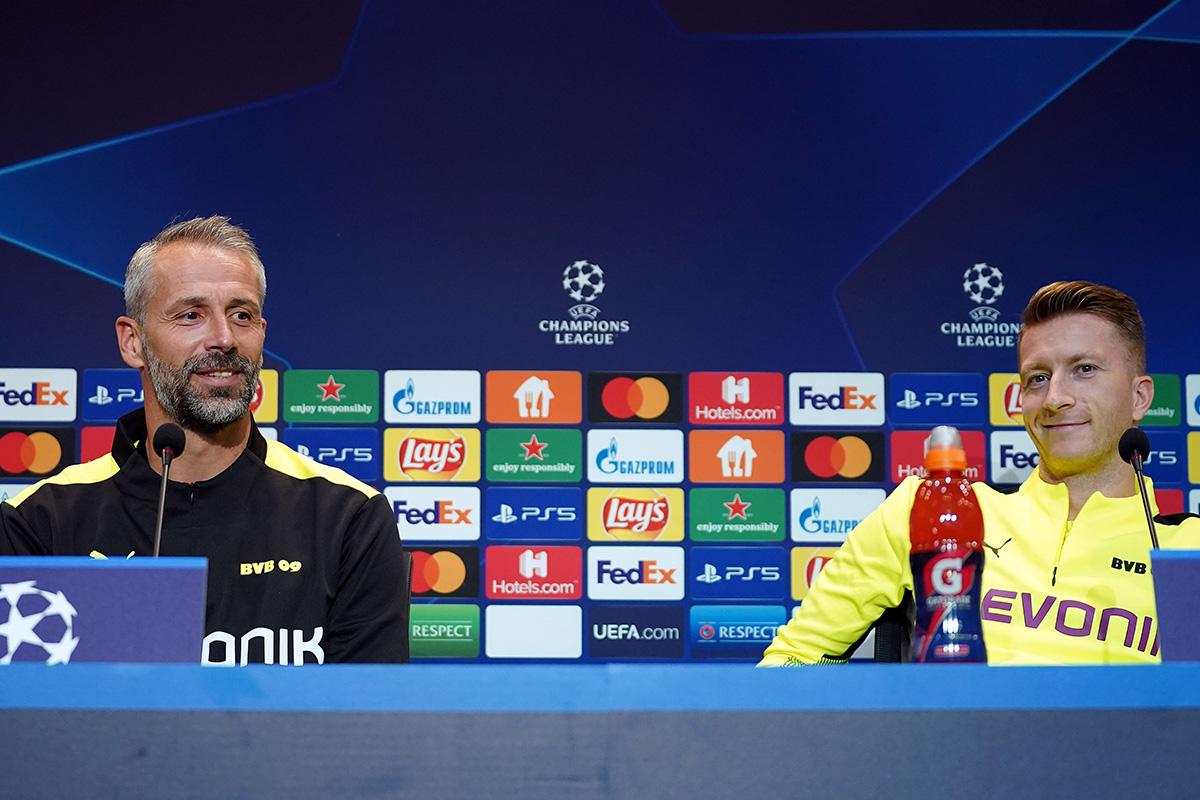 Marco Rose: 'Zor ve çekişmeli bir maç olacak'