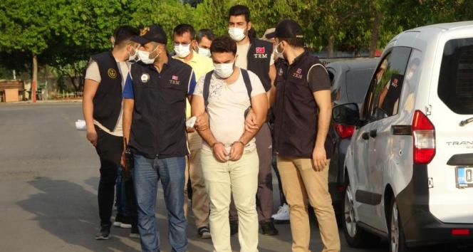 Adanada FETÖ operasyonu: 8 gözaltı