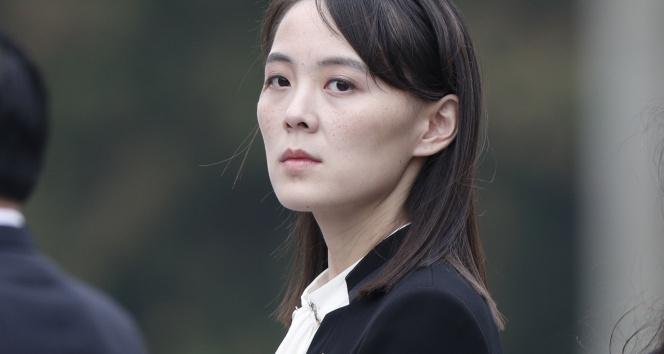 Kuzey Kore lideri Kimin kız kardeşinden Güney Koreye füze tepkisi