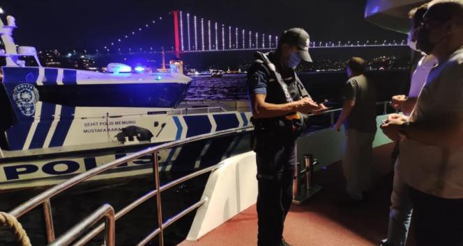 İstanbulda Yeditepe Huzur uygulaması: 152 bin 772 TL para cezası uygulandı